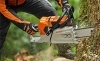 STIHL Petrol Chainsaws for Forestry Work