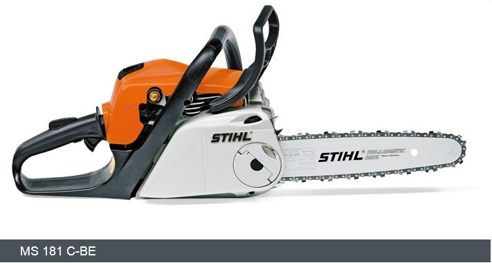 Stihl Petrol Chainsaw Ms 181 C Be Easy To Start And Perfect For Around The Garden Cutting Jobs Fn Pile Sons Products Agricultural Horticultural Dealers Based In Warmington Banbury Oxfordshire